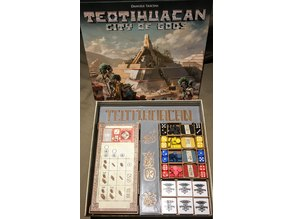 Teotihuacan game insert