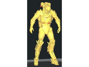 Anthem Ranger Suit [Opened for Jump in]