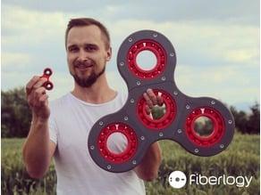 Giant fidget spinner