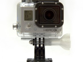 GoPro Thumbscrew (for housing) with SuperGrip*