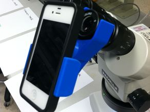 Universal Microscope Phone Adapter