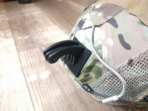 GoPro Mount for airsoft helmet