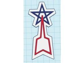 Science Patrol Pin