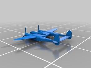 Lockheed Martin P-38 Lightning