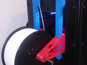 Filament Sideloader Replicator 2