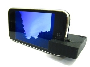 Kickstand for iPhone / iPod Touch