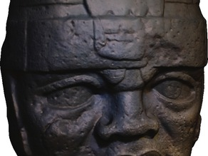 Cleaned Up Olmec