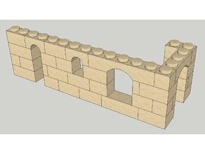 Piezas para Centrar Ventanas para Exin Castillos