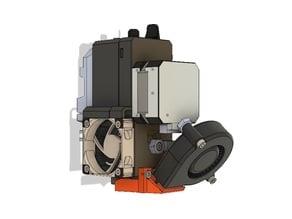 Bondtech Prusa 3 Extruder - FDM Printable -  MK3 \ MK2 BMG
