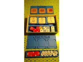 Dairyman board game insert