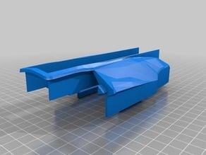 Foldable drone frameCover External Battery for