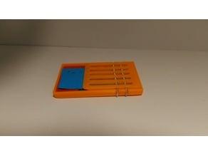 Ergonomic Card Holder