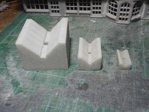 SIMPLE V-BLOCKS