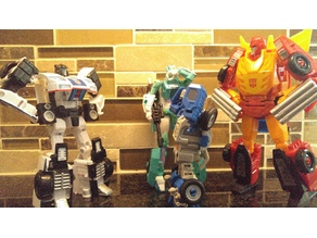 Power of the Primes Deluxe Jazz Hip Speakers