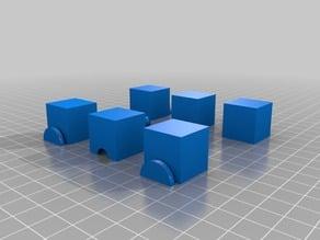 MakerBottable 3x2x1 Rubik's Cube, v5