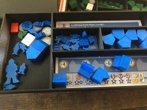Yokohama Board Game Deluxe Add On and Storage