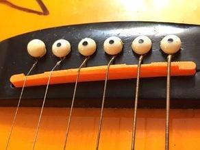 Acoustic Guitar Bridges FIXED