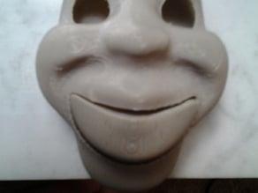 Ventriloquist Figure Head - Andy