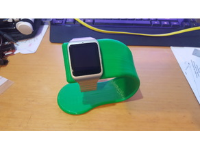 Sony Smartwatch 3 Curve Stand - Magnetic Dock