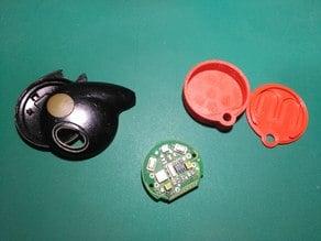 Remote COBRA car alarm case