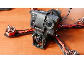 Alien 4.5 camera mount (Gopro, sjcam, xioami - universal)