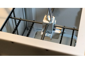 Ultimaker S5 Axis Alignment Jig (X & Y)