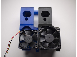 Bear Extruder 35mm Fan Remix