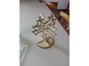 jewelry tree little version