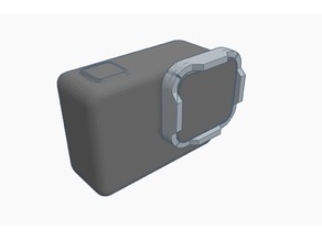 GoPro Hero 5 / Hero 6 - Lens protector