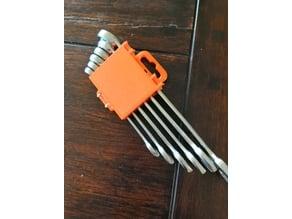 Wrench holder/organizer