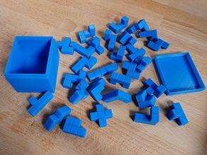 Pentakubus Puzzle