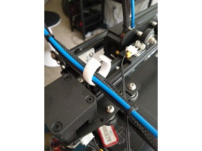 Cable guide for Ender 5 and others