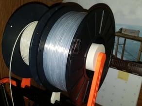 Taulman Large Spool Adaptors for Original Prusa i3 Printer