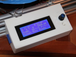 Kossel 2020 Smart LCD Controller Enclosure