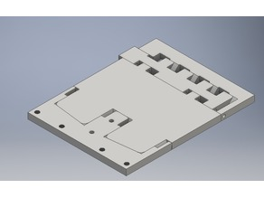 Mounting plate concept