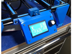 ADIMLab Center Mount LCD Case for Newer Machines