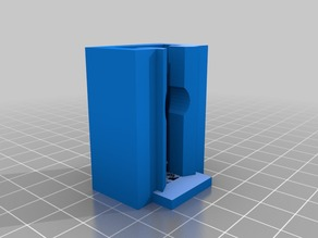 Rail holder for CR 10