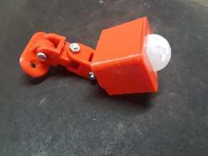 PIR sensor case with universal mount (HC-SR501 )