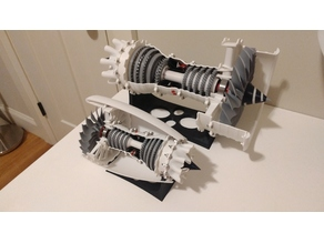 Jet Engine 60% Scale