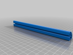 Aluminum Profile 20x20LR