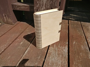 Latching Book Box