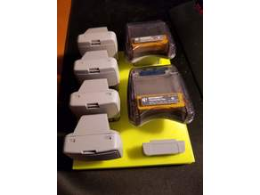 N64 Controller Pak Holder