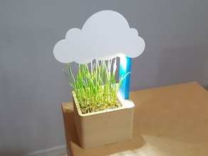 Cloud Flower Pot