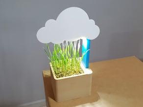 Cloud Flower Pot