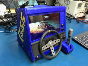 Dirt Rally Car-cade