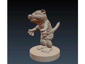 Giant Rat (Cartoonish style)