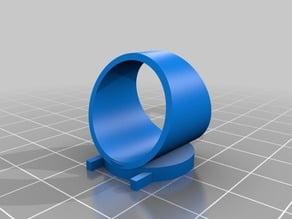 Tri-Lantern Ring