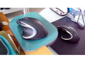 poang Mouse Rest