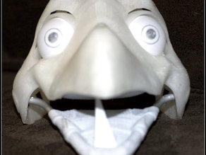 Fursuit- or puppet-head base - version 19