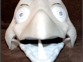 Fursuit- or puppet-head base - version 19